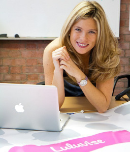 Alexandra Chong, CEO von luluvise