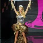 Alexandra Friberg als She-Ra bei Miss Universe Wahl 2013