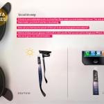 Ray-Ban Shama Shades: Nächsten Sommer lädt Deine Brille Dein iPhone