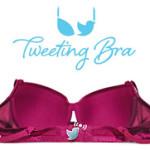 Nestlé Tweeting Bra: Twitternder BH zur Brustkrebsfrüherkennung