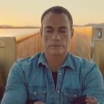 Jean Claude Van Damme wieder in der Spur (Volvo Werbung)