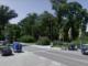 Google Streetview Auszug zur Maria-Theresia-Straße in München mit Friedensengel