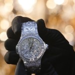 5 Millionen Dollar Hublot Diamantuhr